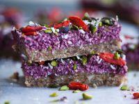 Rohe Superfood-Energieriegel Rezept