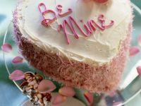 Romantische Herz-Torte Rezept