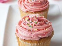 Rosa Cupcakes Rezept
