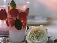 Rosen-Cocktail Rezept