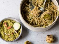 Rosenkohl-Pesto Rezept