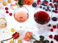 Wie kommt Roséwein zu seiner Farbe?