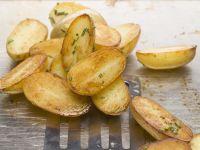 Rosmarinkartoffeln vom Blech Rezept