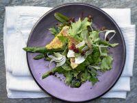 Rotbarbe auf Salate-Mix Rezept