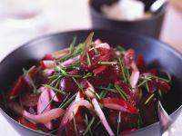 Rote-Bete-Apfel-Salat Rezept