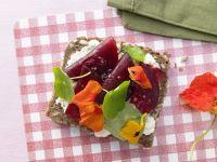 Rote-Bete-Brote Rezept
