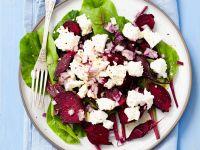 Rote Bete-Feta-Salat Rezept