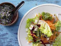 Rote-Bete-Möhren-Salat Rezept