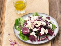 Rote Bete-Salat Rezept