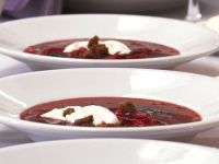 Rote-Bete-Suppe Rezept