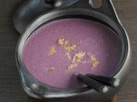 Rotkohlsuppe mit Walnüssen Rezept