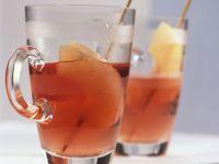 Rotwein-Ananas-Punsch Rezept