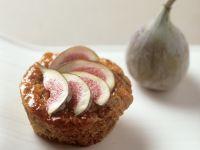 Rotwein-Muffin mit Feigen Rezept