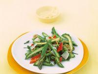 Rucola-Spargel-Salat Rezept