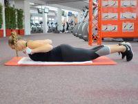 Rückentraining: Brustschwimmen