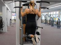 Rückenworkout: Klimmzüge