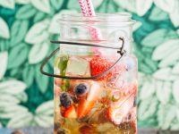 Rum-Früchteeistee Rezept