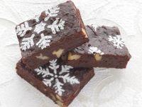 Saftige Walnuss-Schoko-Brownies Rezept