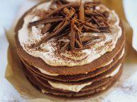 Sahnetörtchen mit Schokolade Rezept