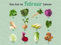Was hat Saison im Februar?