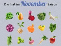 Was hat Saison im November?