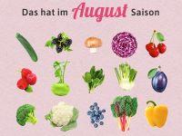 Was hat Saison im August?