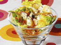 Salat mit Blumenkohl Rezept