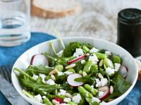 dicke bohnen radieschen salat rezept eat smarter. Black Bedroom Furniture Sets. Home Design Ideas