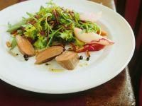 Salat mit Rehfilet Rezept