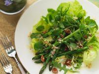 Salat mit Spargel Rezept