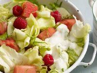 Salate mit Obst-Rezepte
