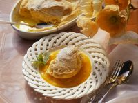 Salzburger Nockerl mit Aprikosensauce Rezept