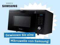 Gewinnen Sie eine MW6000 Mikrowelle von Samsung
