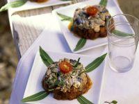 Sardinen auf Röstbrot Rezept