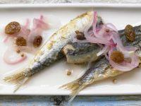 Sardinen auf venezianische Art Rezept