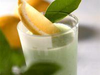 Sauerampfer-Buttermilch Rezept