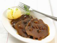 Sauerbraten auf rheinische Art Rezept