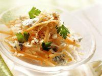 Sauerkraut-Karotten-Salat Rezept