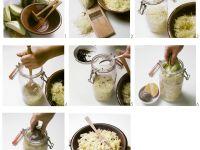 Sauerkraut selbst machen Rezept