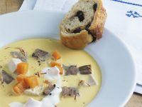 Saure Suppe auf Kärntner Art (Villacher Kirchtagssuppe) Rezept