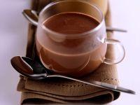 Scharfe heiße Schokolade Rezept