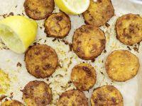 Scharfe Süßkartoffeln vom Blech Rezept