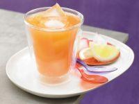 Scharfer Ananas-Möhren-Drink
