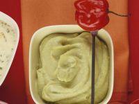 Scharfer Avocadodip Rezept