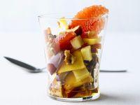 Scharfer Fruchtsalat