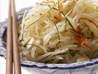 Scharfer Salat aus grüner Papaya Rezept