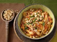Scharfes Weißkohl-Curry Rezept