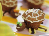 Schildkröten-Muffins Rezept