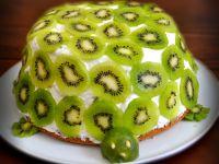 Schildkröten-Torte Rezept