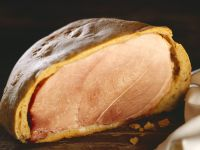 Schinken im Brotmantel gebacken Rezept